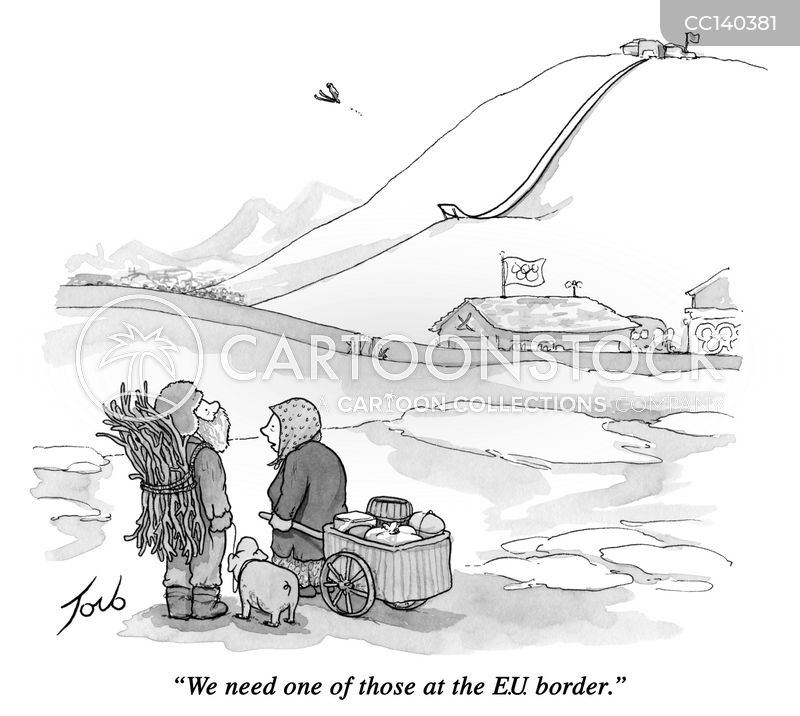 immigration laws cartoon