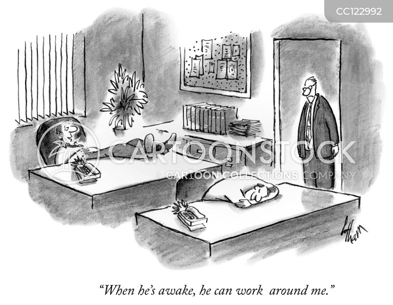 insubordination cartoon