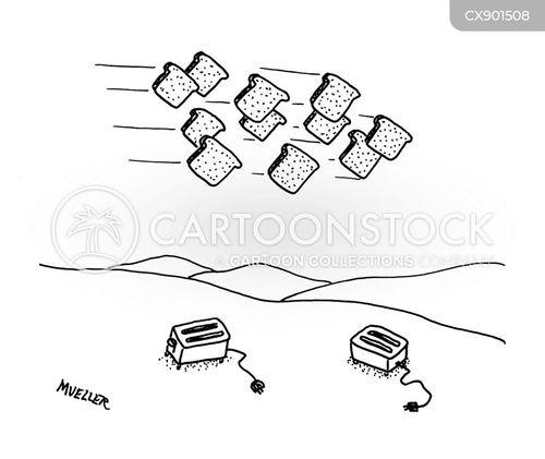 toaster cartoon