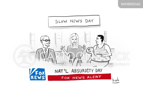 absurdity cartoon