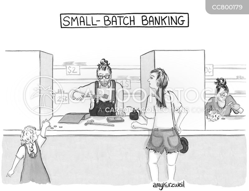 small batch cartoon