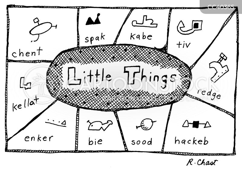 little things cartoon