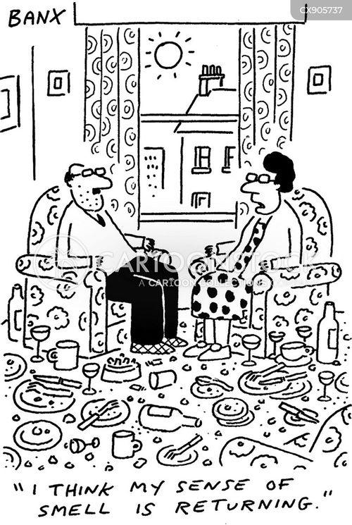 fork cartoon