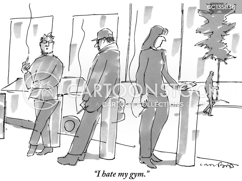 lifestyle cartoon