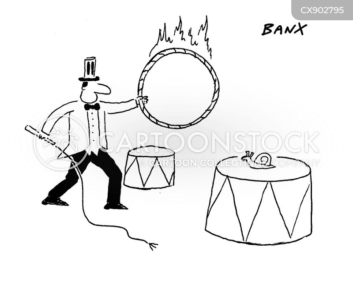 hoop cartoon
