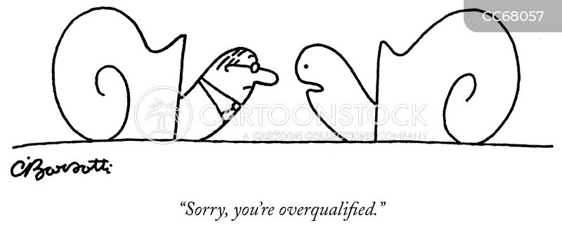 rejections cartoon