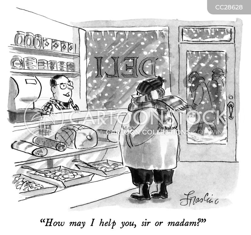 Delicatessens cartoons, Delicatessens cartoon, funny, Delicatessens picture, Delicatessens pictures, Delicatessens image, Delicatessens images, Delicatessens illustration, Delicatessens illustrations