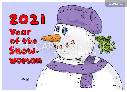 gender cartoon