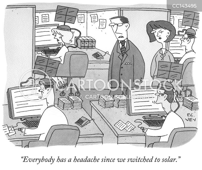 renewable resource cartoon