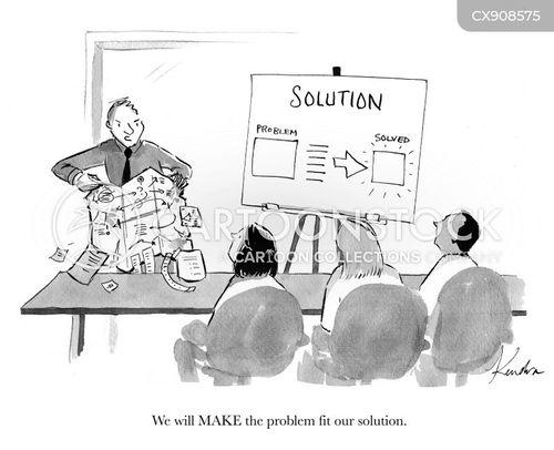 makes cartoon