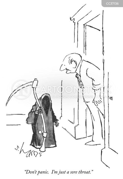 panics cartoon