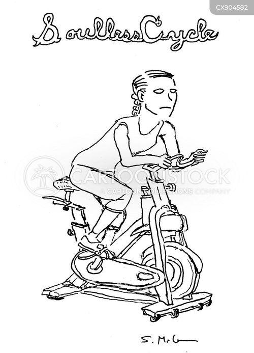 spinning cartoon