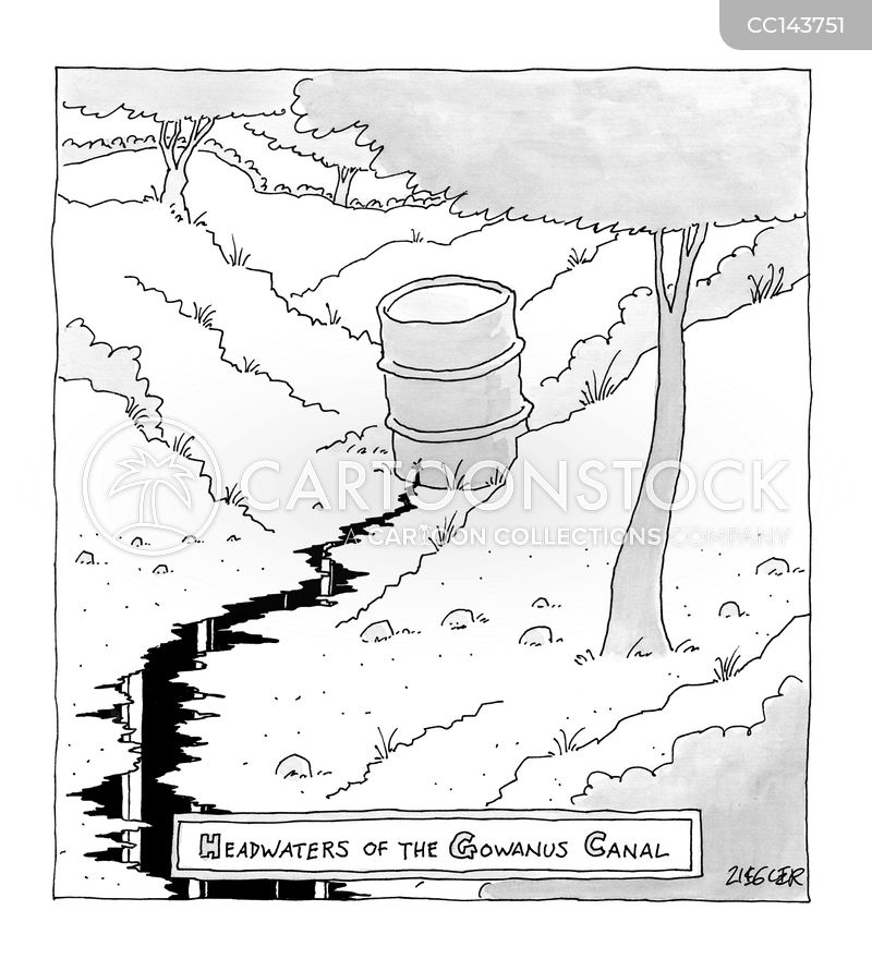 environmentalism cartoon