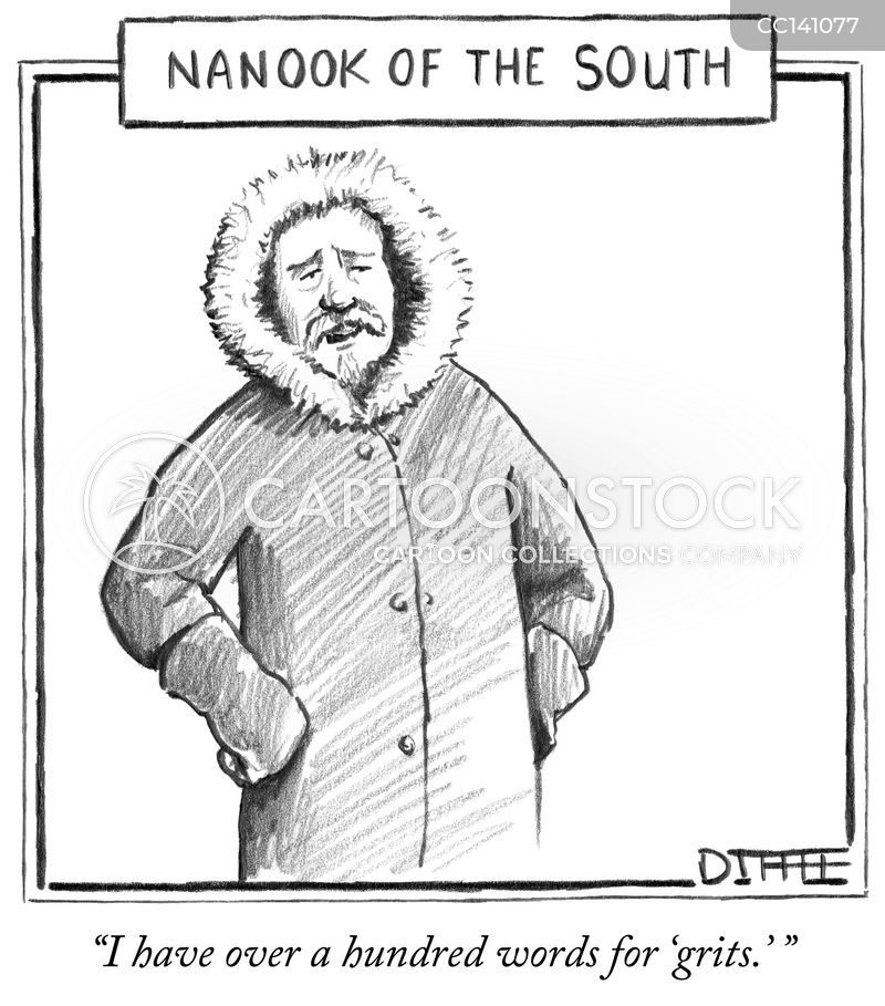 Proud Southerner cartoon