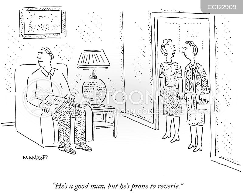 Reverie cartoon