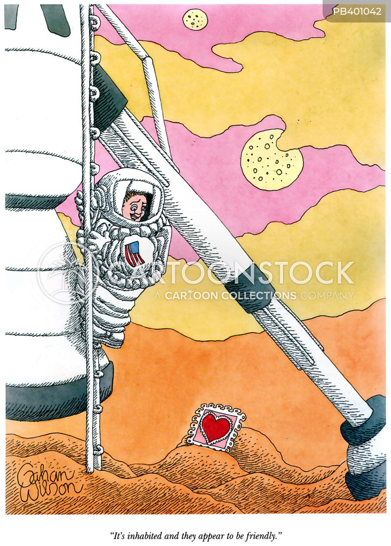 space explorers cartoon