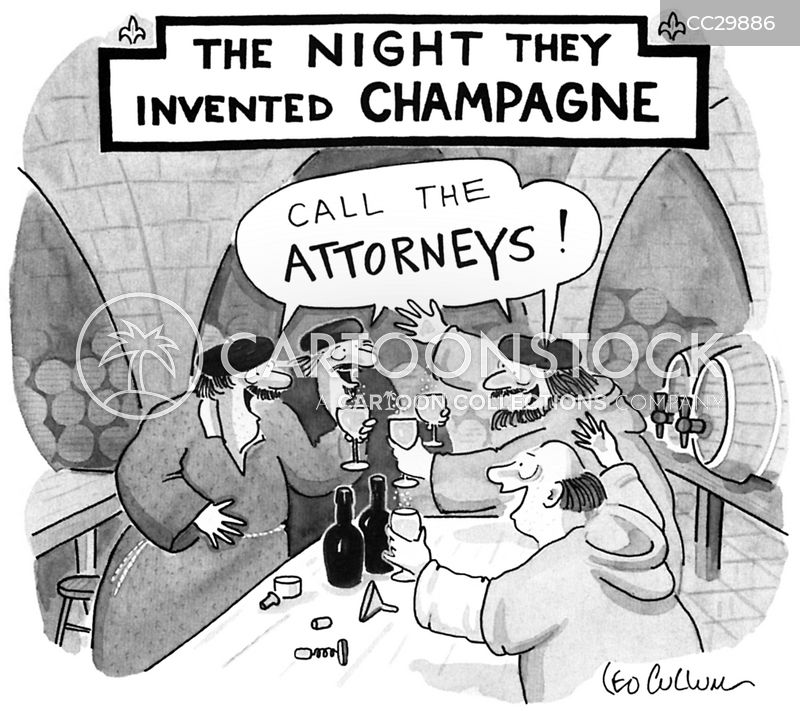 Fine Wines cartoon