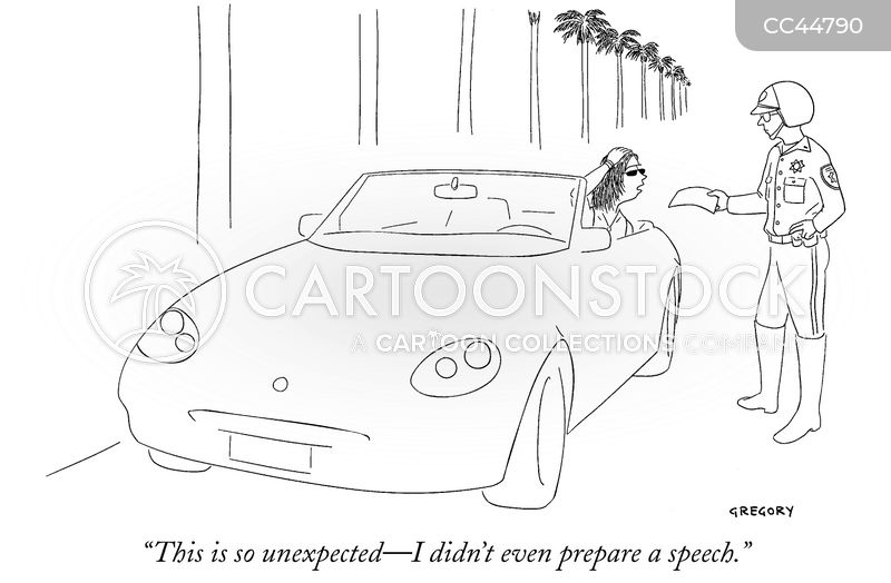 surprises cartoon