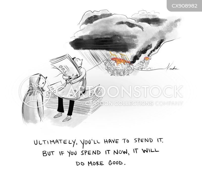 make a difference cartoon