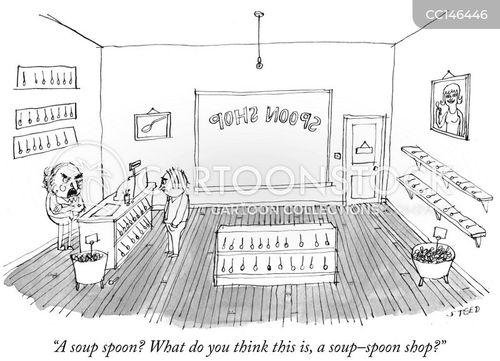 specialization cartoon