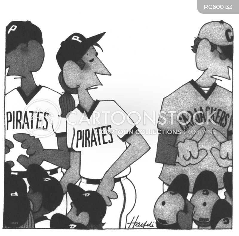 jerseys cartoon