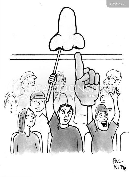 number 1 cartoon
