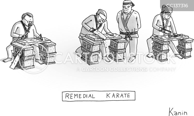 remedial cartoon
