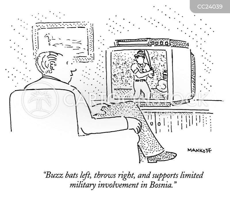 interventionists cartoon