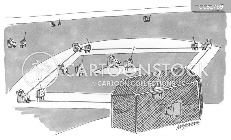 baseball diamonds cartoon