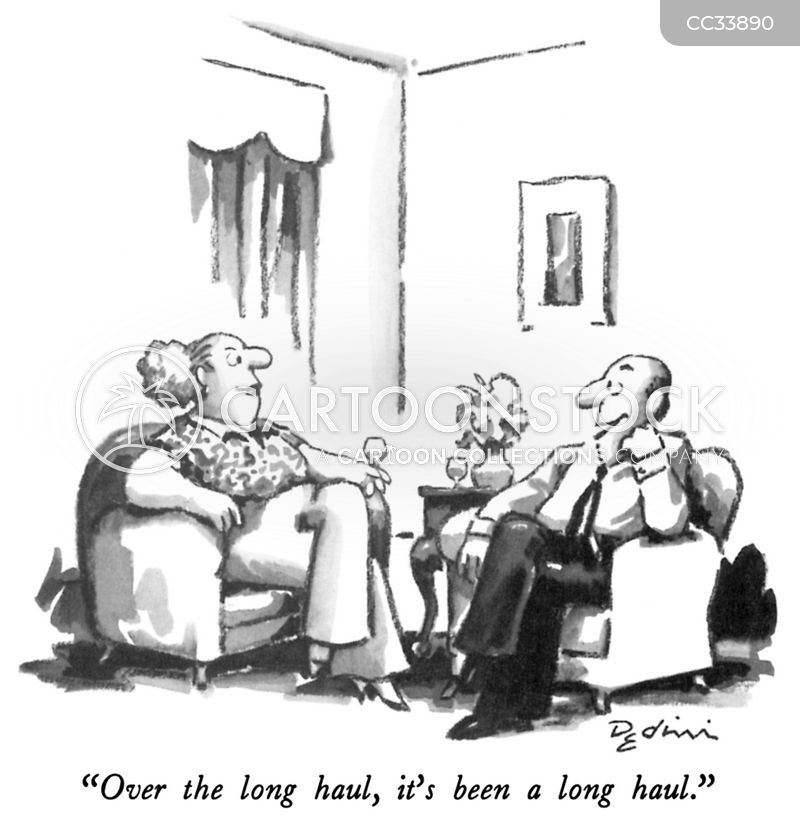 long-term relationships cartoon