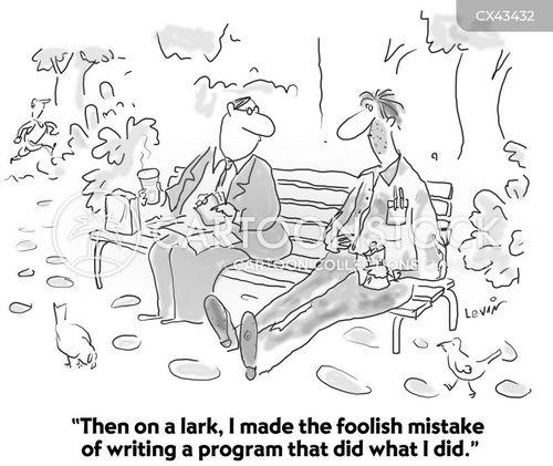 programmers cartoon