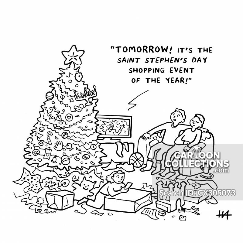Christmas Shopping cartoons, Christmas Shopping cartoon, funny, Christmas Shopping picture, Christmas Shopping pictures, Christmas Shopping image, Christmas Shopping images, Christmas Shopping illustration, Christmas Shopping illustrations
