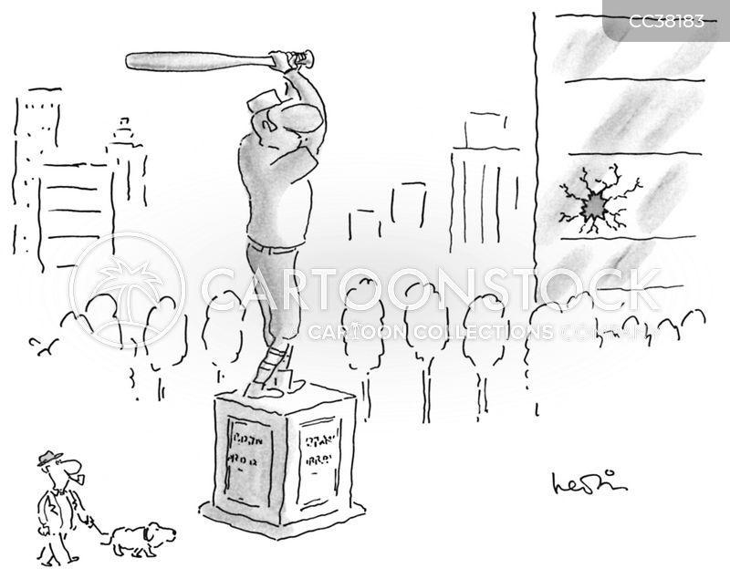 baseball bats cartoon
