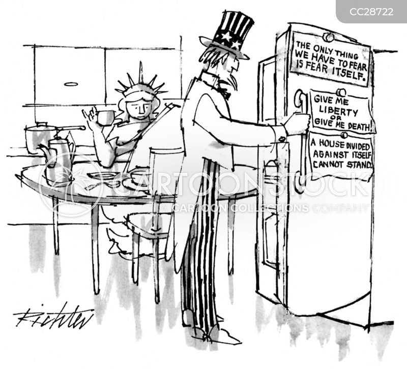 usa cartoon