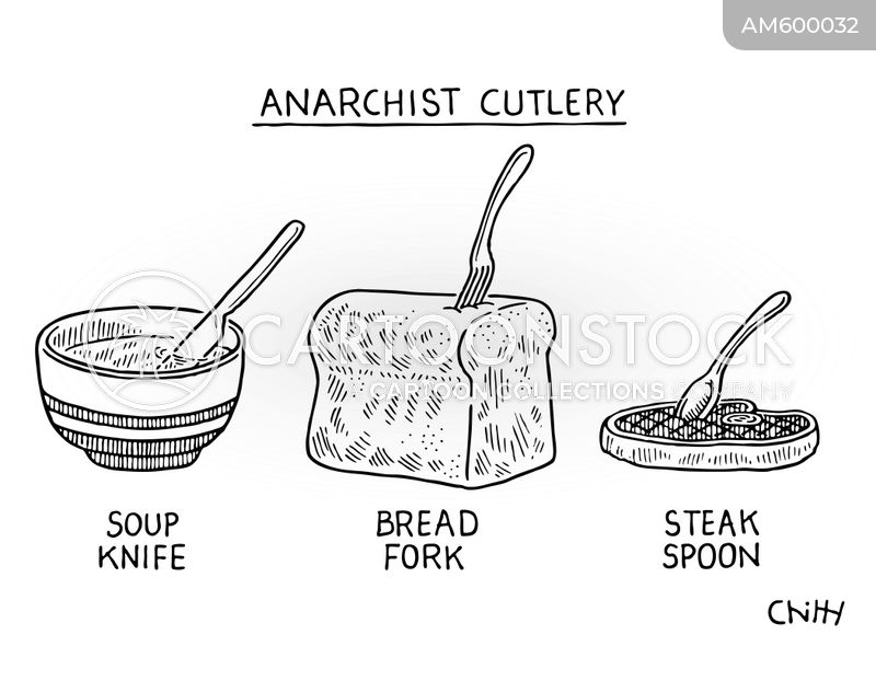 anarchy cartoon