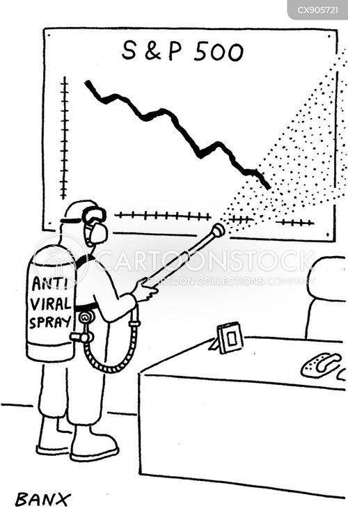 spray cartoon
