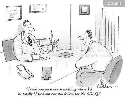 prescription medications cartoon