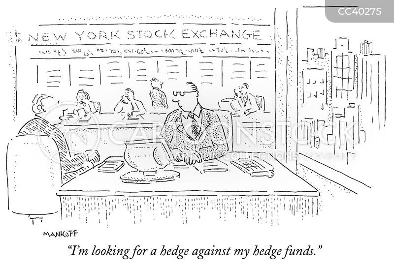 hedge funds cartoon