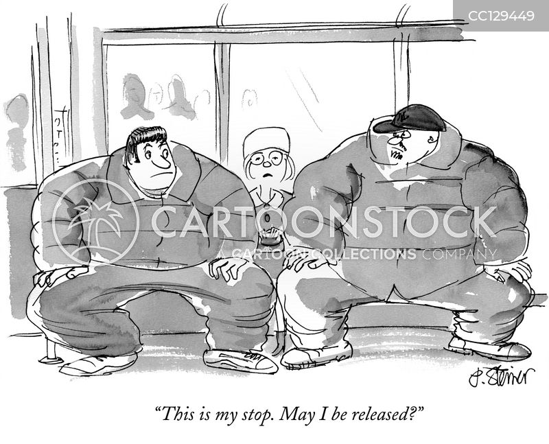 Puffy Coat cartoon
