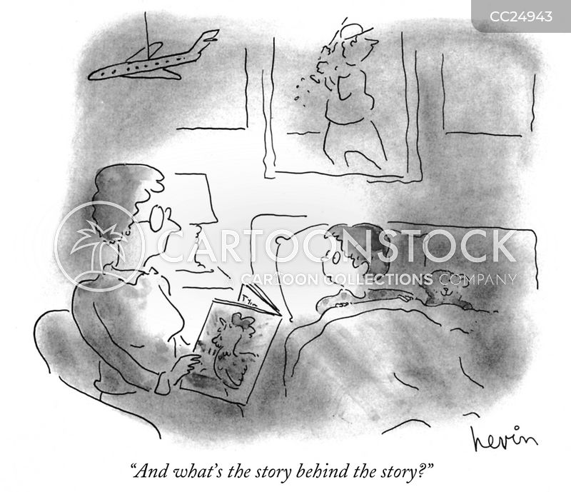 bedtime cartoon