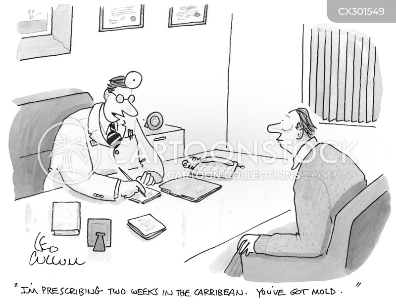 doctors appointments cartoon