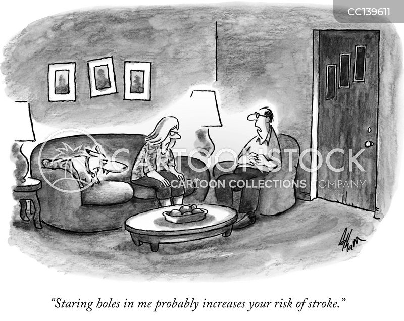 risk factor cartoon