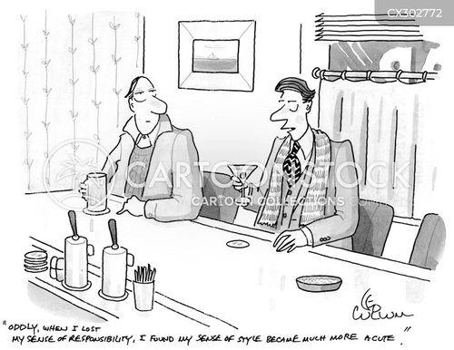 irresponsible cartoon