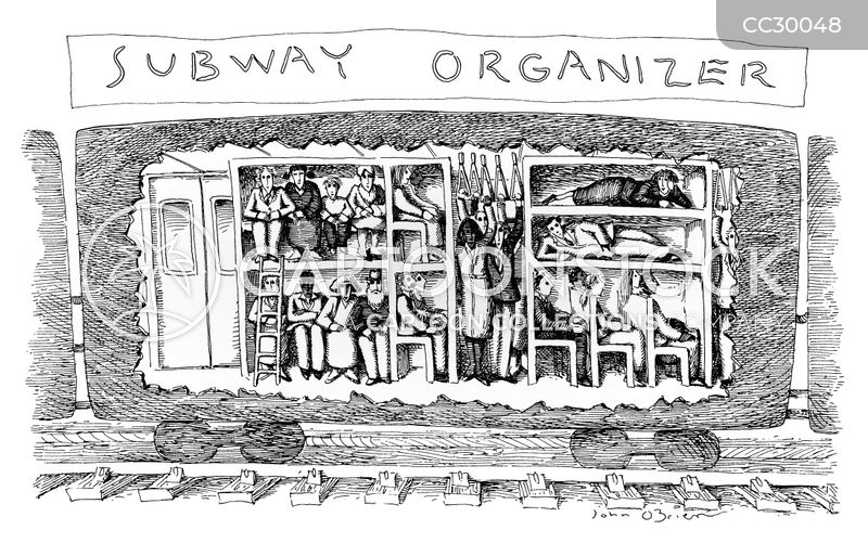 organizer cartoon