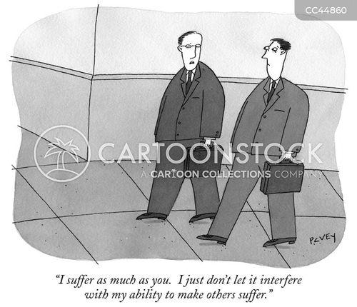 soulless cartoon