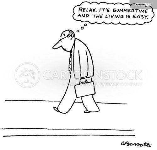 summertimes cartoon