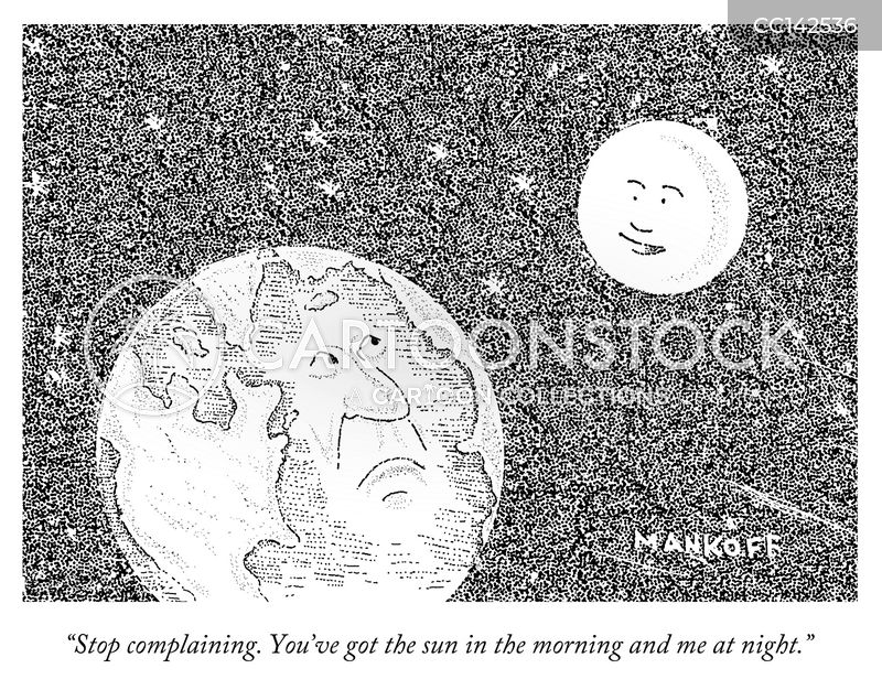 solar cycle cartoon