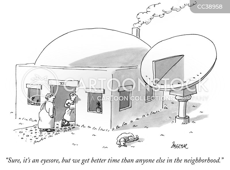 Ancient Technology cartoon