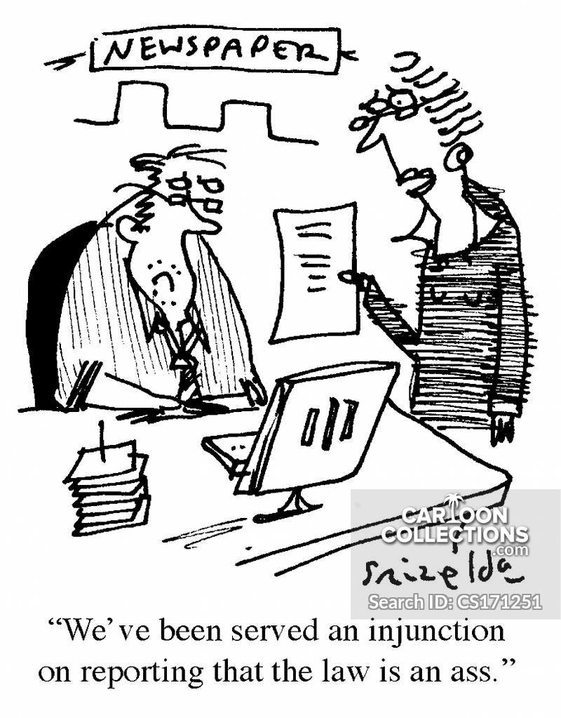 Privacy Law cartoon