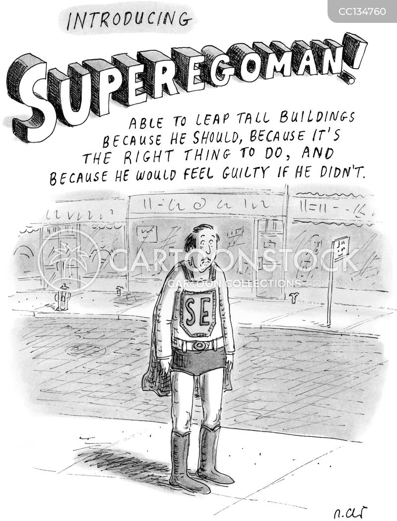 super-heroes cartoon